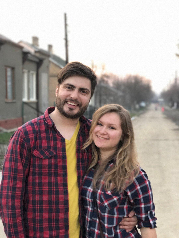 Vitaliy and Luba