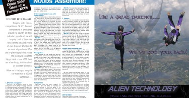 N00bs Assemble! by Sydney Owen Williams   i59: Blue Skies Mag May 2014