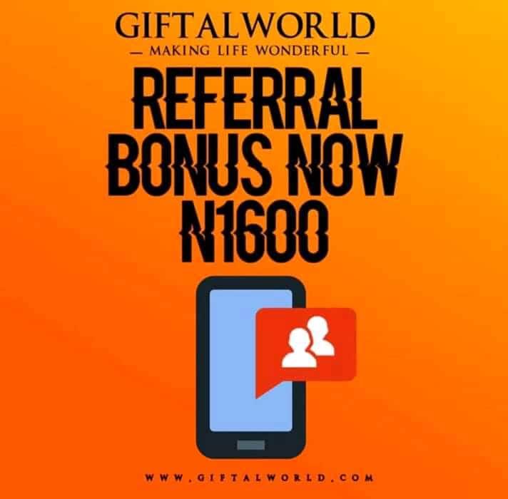 Giftalworld Registration