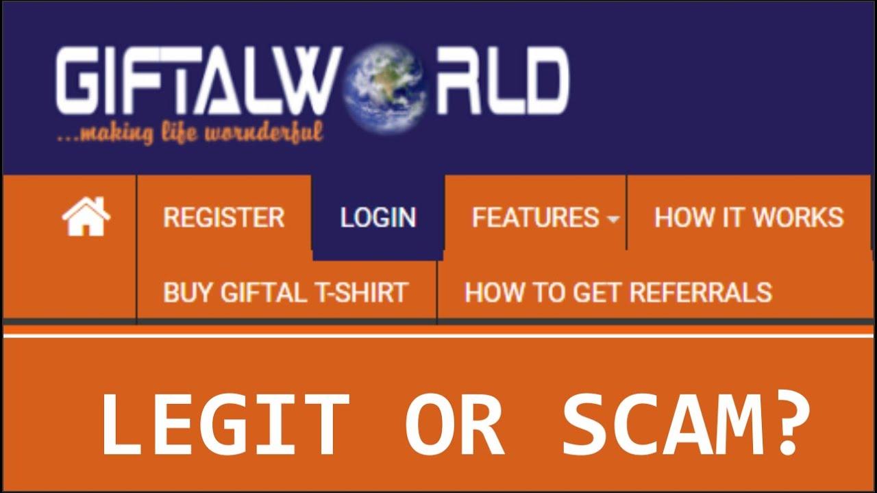 Has Giftalworld Crashed
