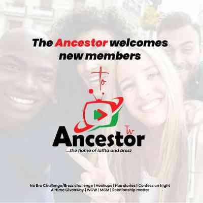Ancestor TV Logo