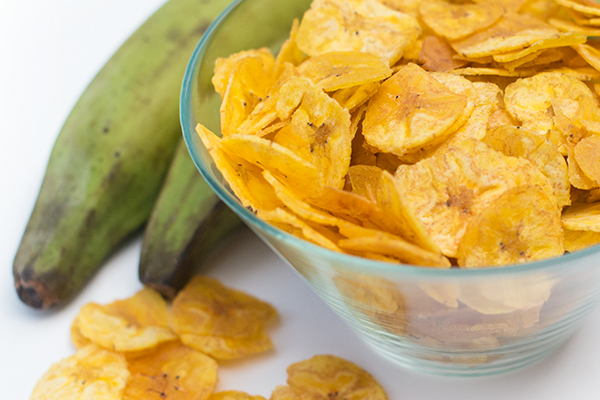 Plantain Chips Business