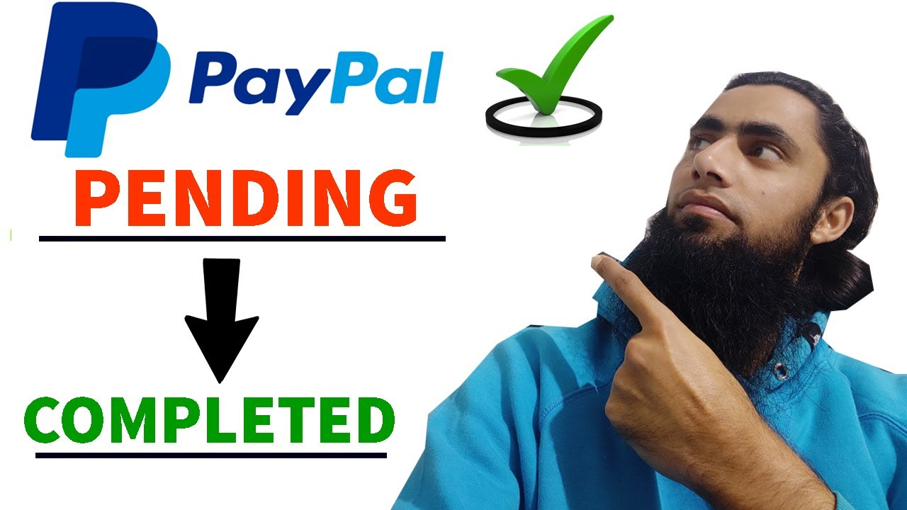 How To Get Pending Money From Paypal Faster