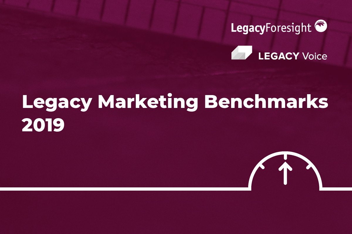 Legacy Marketing Benchmarks 2019