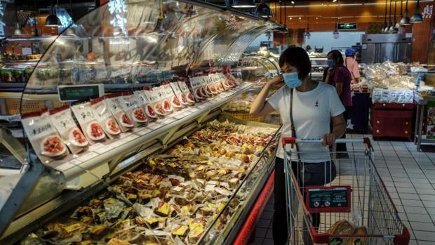 Es «prácticamente imposible» que el salmón europeo haya podido llegar a China con Covid-19