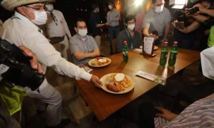 Cámara Gastronómica cruceña presenta protocolo para la atención en restaurantes