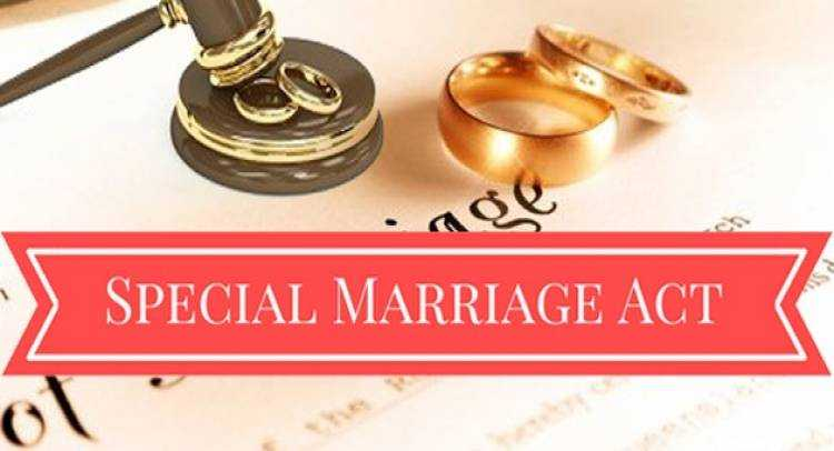 Special-Marriage-Act