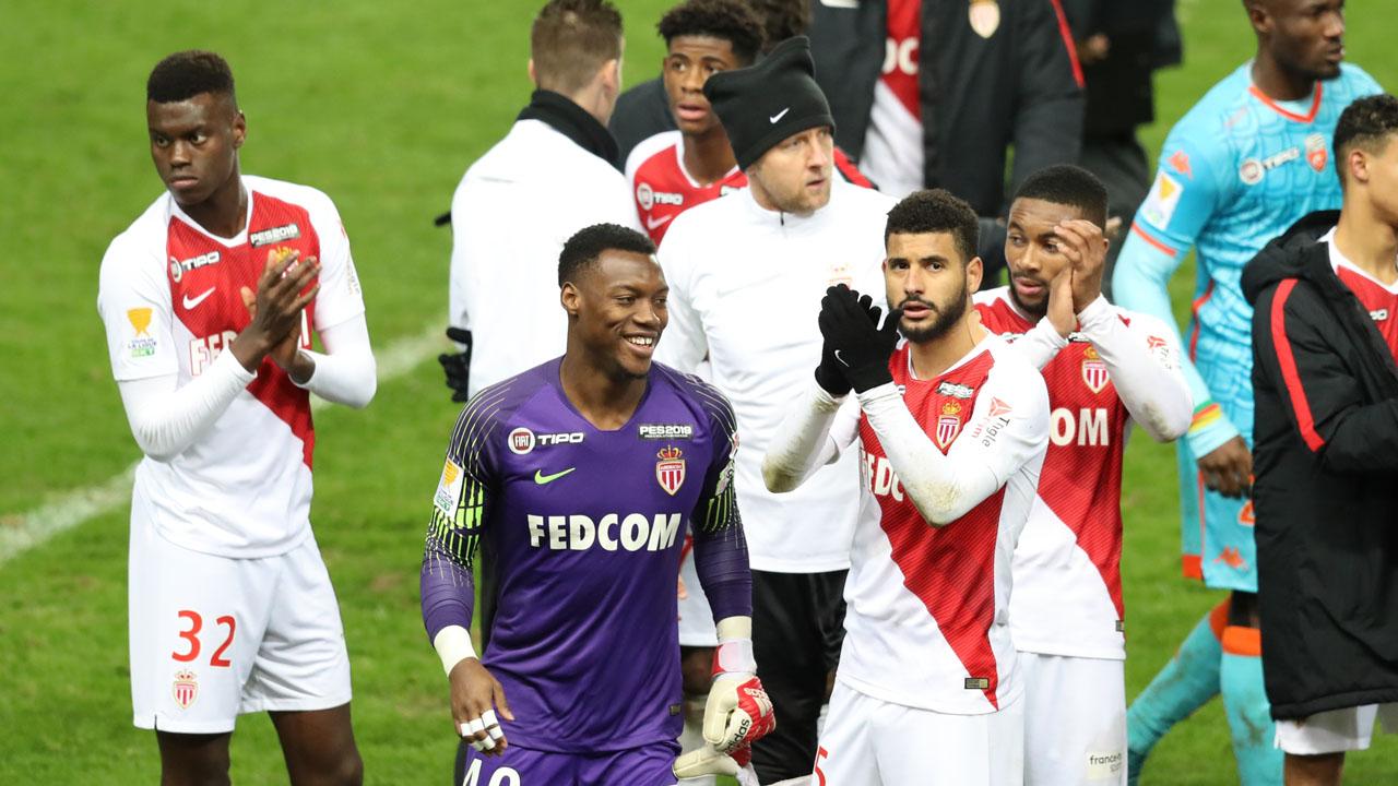 Футбол в монако в декабре