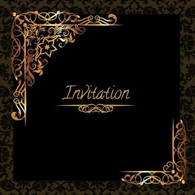 20 visiting invitation card templates
