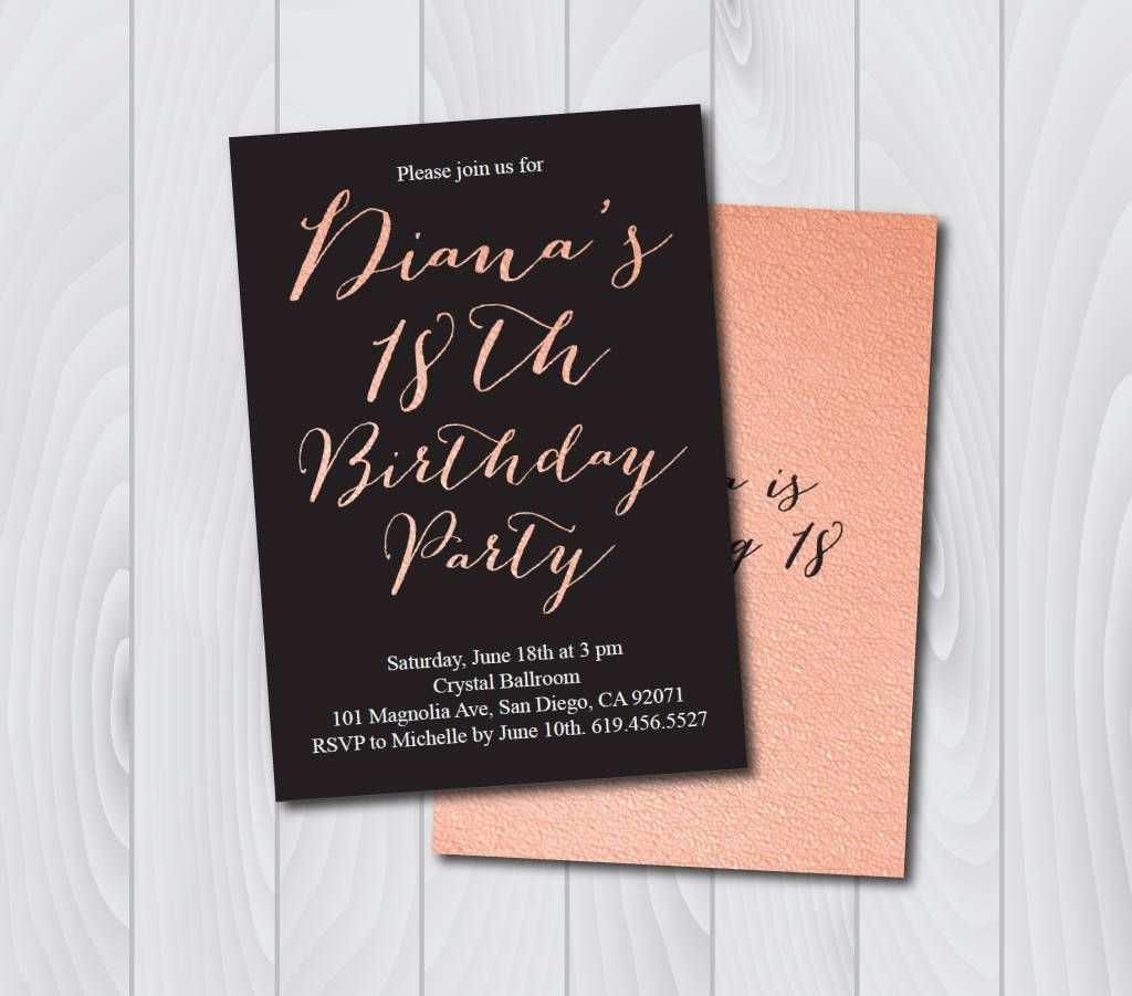 27 free printable invitation card