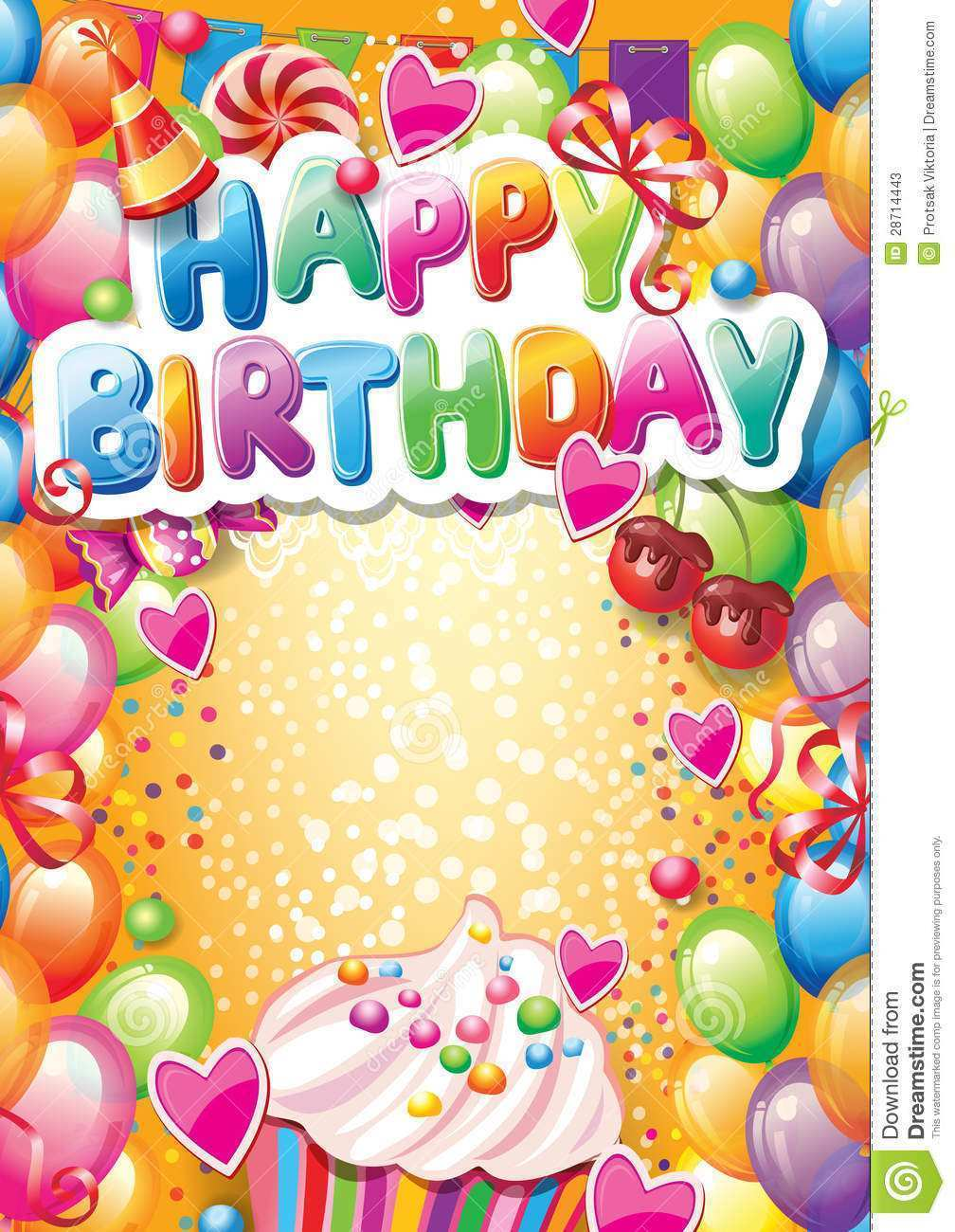37 Online Happy Birthday Card Template Free Download Psd File By Happy Birthday Card Template Free Download Cards Design Templates