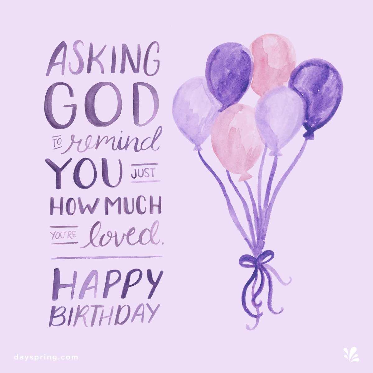 Free Religious Birthday Card Templates Cards Design Templates