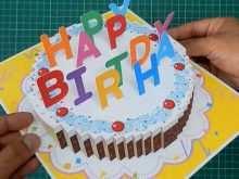 15 Customize Our Free Pop Up Card Templates Birthday Cake Download By Pop Up Card Templates Birthday Cake Cards Design Templates