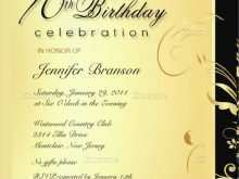 55 the best elegant birthday invitation