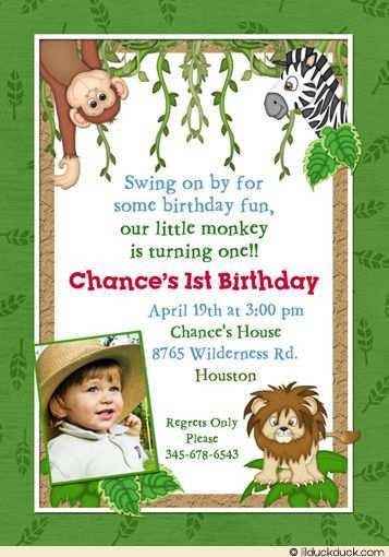 61 create jungle safari birthday