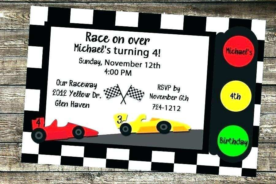 62 printable race car birthday