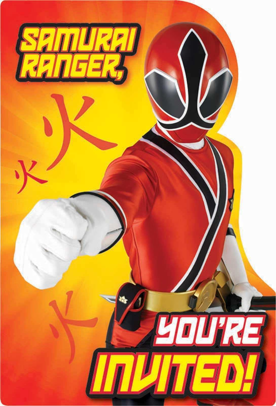 17 Customize Our Free Power Rangers Birthday Invitation Template For Ms Word With Power Rangers Birthday Invitation Template Cards Design Templates