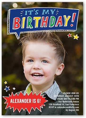 40 blank birthday invitation templates