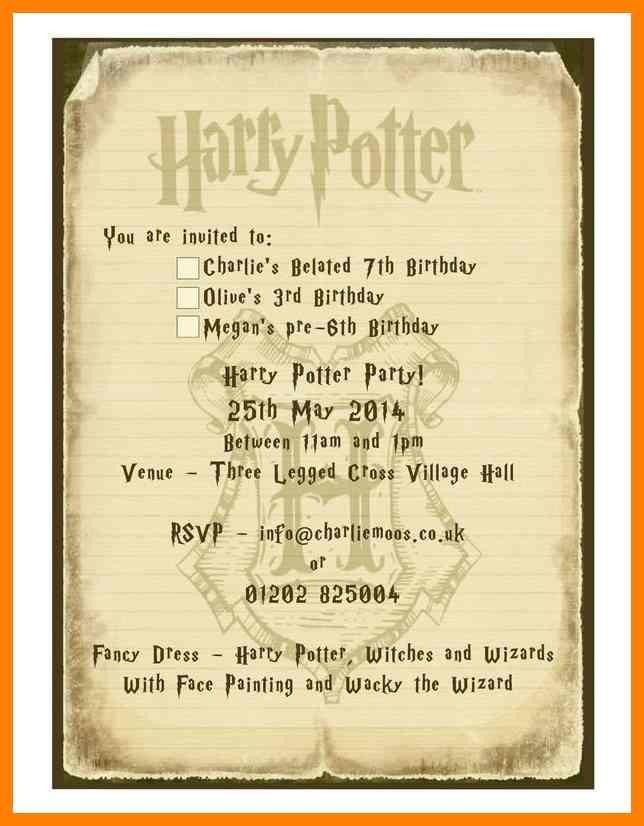 43 printable free harry potter birthday