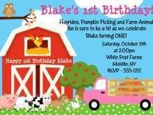 39 printable farm animal birthday