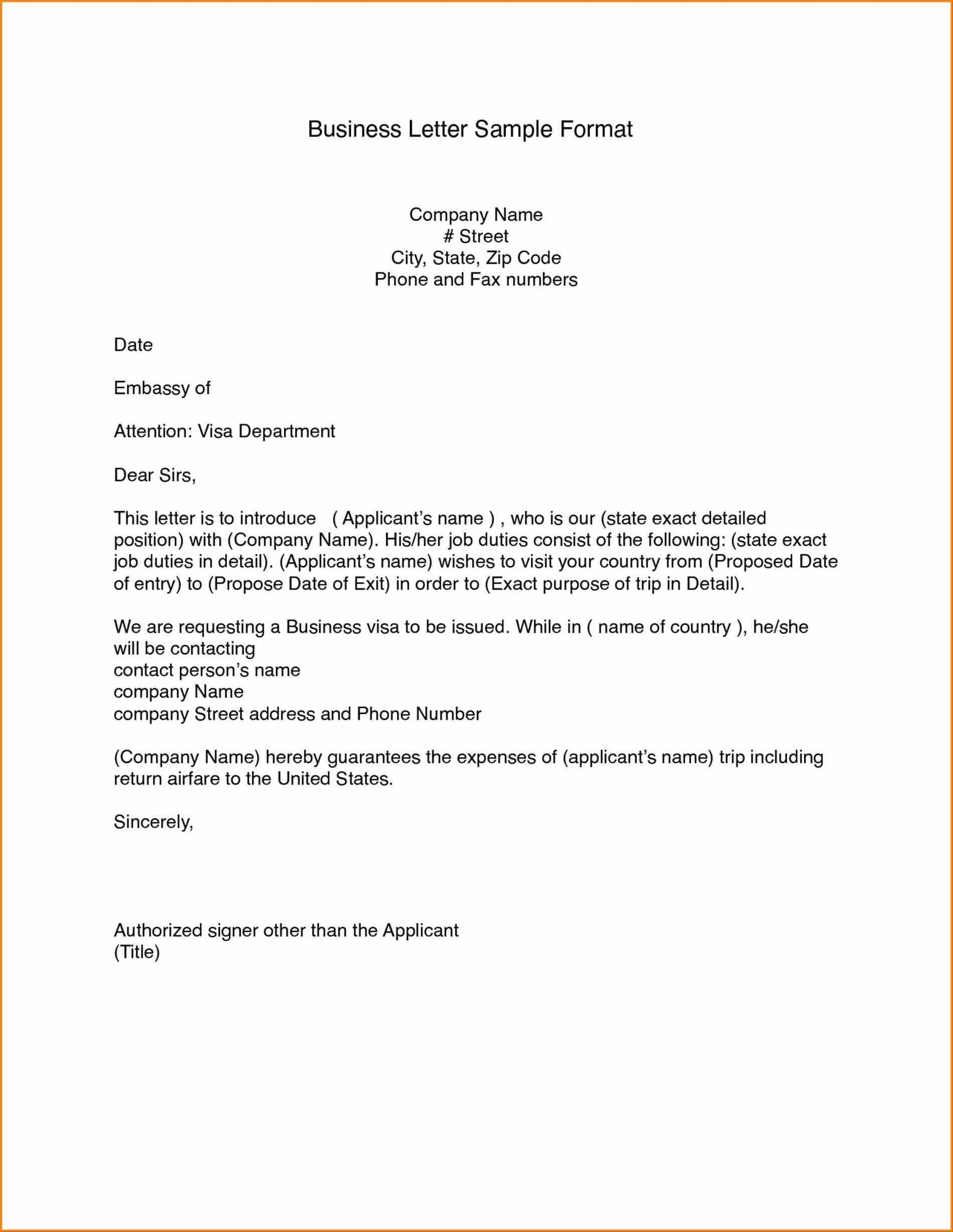 formal invitation letter template word