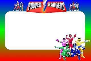 76 Creative Power Rangers Birthday Invitation Template Layouts With Power Rangers Birthday Invitation Template Cards Design Templates
