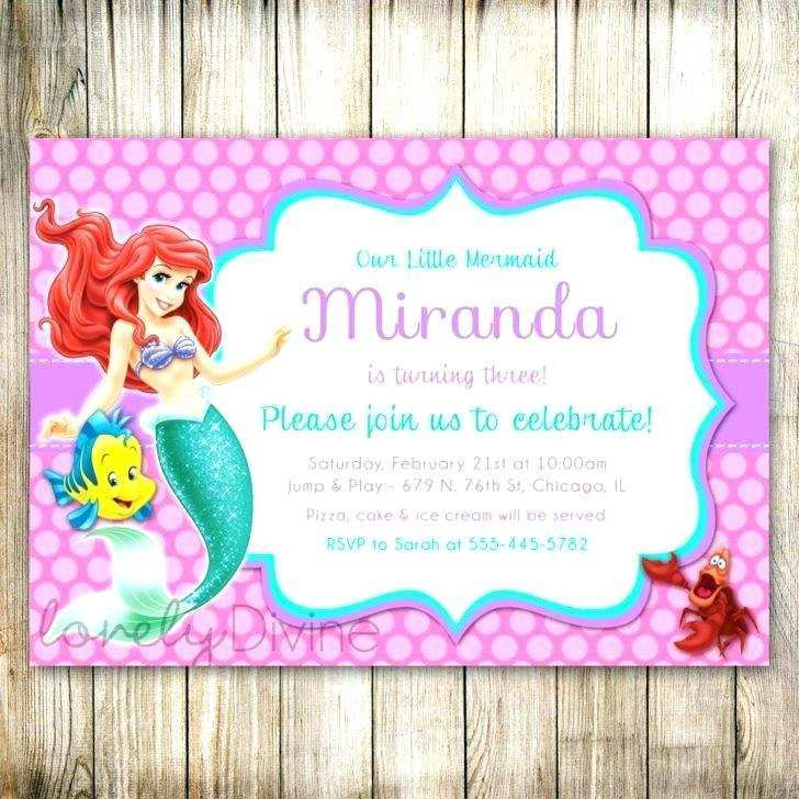 81 visiting little mermaid birthday