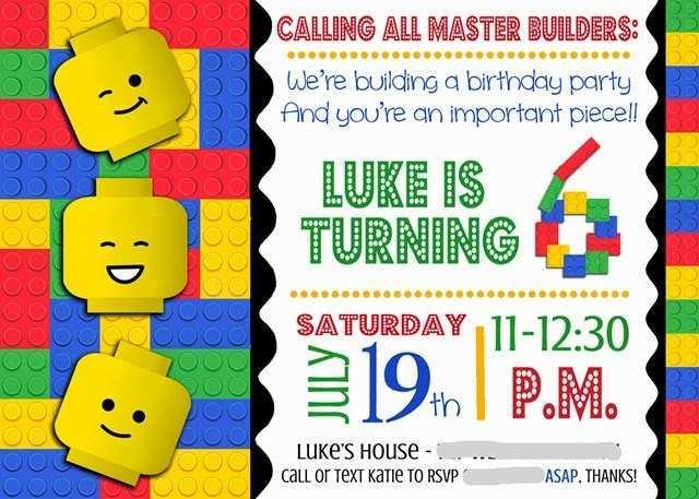 91 free printable lego birthday party