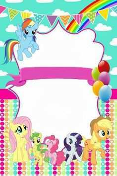 98 online my little pony birthday