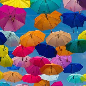 parasol, który chroni jak ubezpieczenie