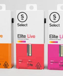 Select Elite Live
