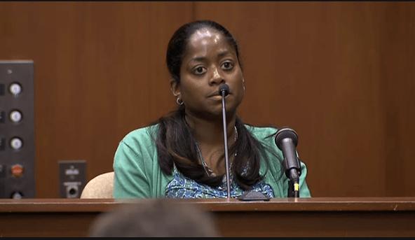 State witness Selene Bahadoor