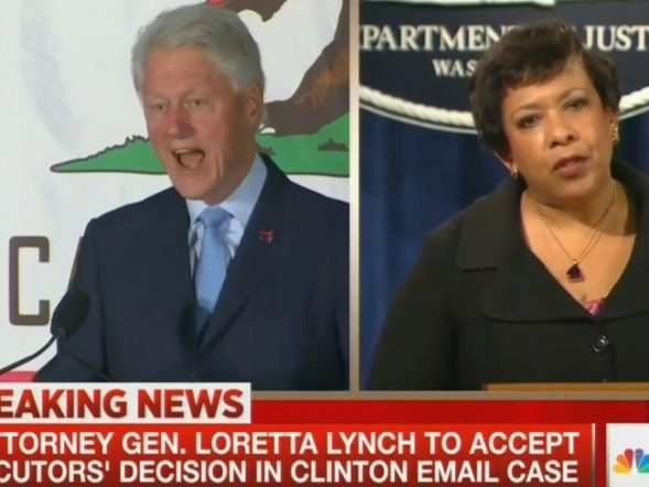 Image result for PHOTOS OF COMEY AND LYNCH