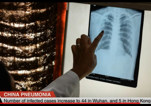 China Struggles to Deal With New Pneumonia-Like Illness