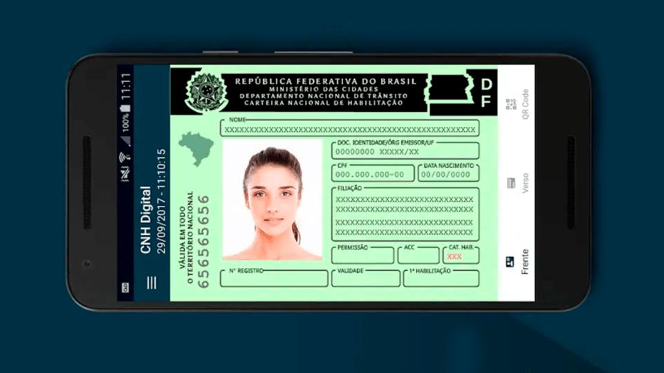 Conheça A CNH Digital