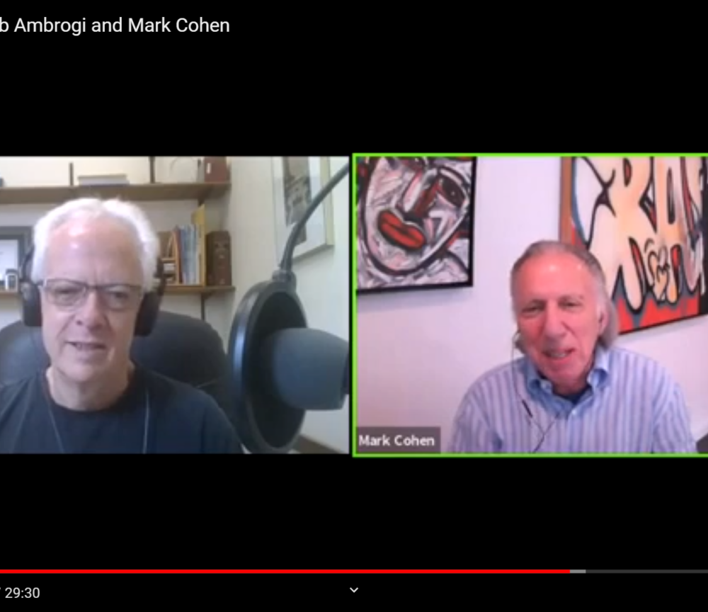 Mark Cohen on Turbocharged Transformation in Legal – and A Peak At His Newest Venture