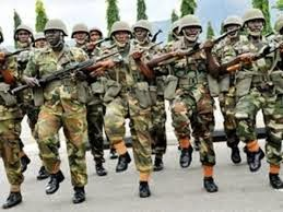 DISORDERLY BEHAVIOUR FOR SOLDIERS/SERVICE MEN