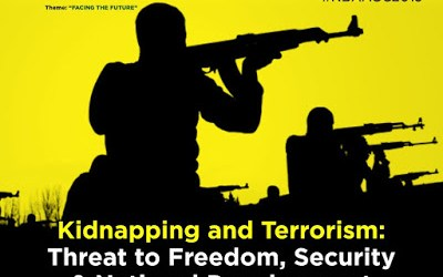 Kidnapping and Terrorism: Threat to Freedom, Security & National Development