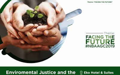 Environmental Justice and the Ecological Crisis in Nigeria: A Rule of Law Approach #NBAAGC2019