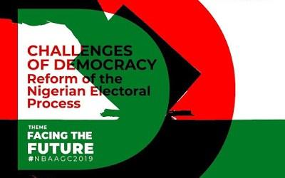 Challenges of Democracy in Nigeria: Reform of the Nigeria Electoral Process