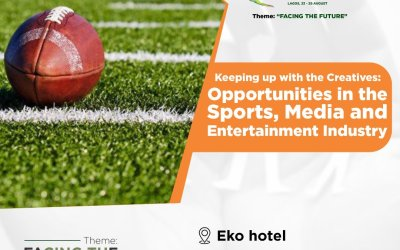 Keeping Up In The Creatives: Opportunities In The Sports, Media And Entertainment Industry