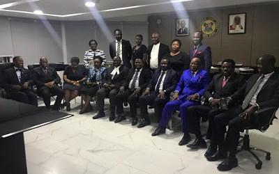 NBA Ikeja Meets Lagos Chief Judge