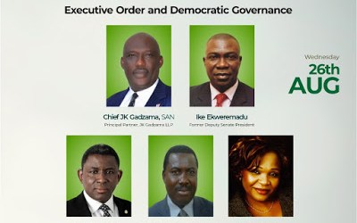 NBAAGC Session on Executive Order And Democratic Governance