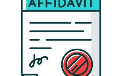 Affidavit For Change Of Name And Its Uses