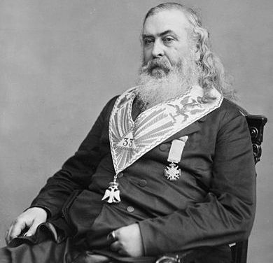 Albert Pike | Poet – General – Judge – Freemason