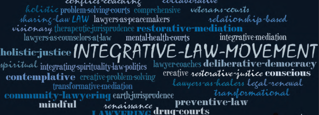The Integrative Law Movement