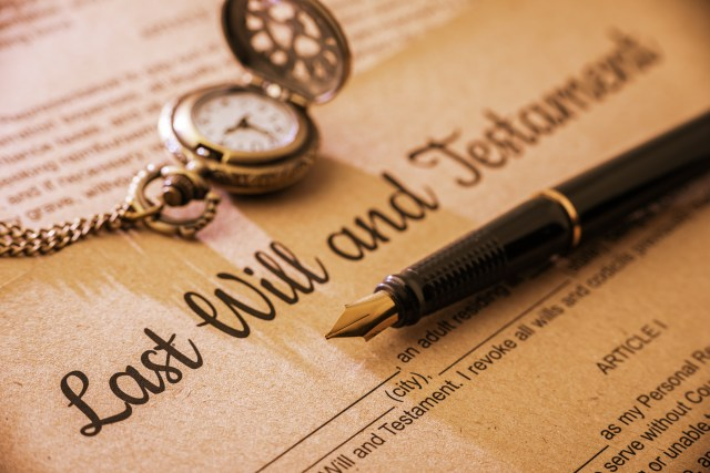 What You Should Know About Wills and Probate