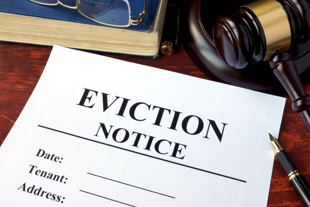 Eviction Proceedings