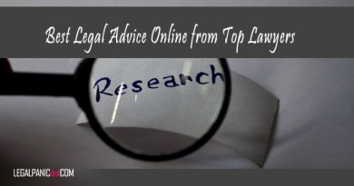 Best Legal Advice Online from Top Lawyers