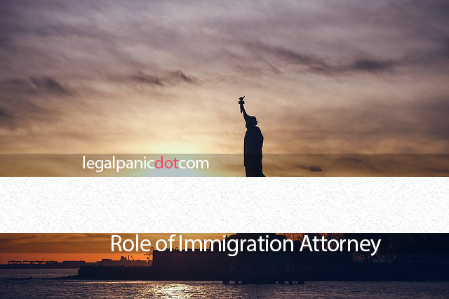Role of Immigration Attorney to solve your immigration cases